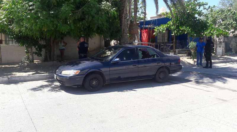 Un muerto y un lesionado por disparo de arma de fuego en La Paz