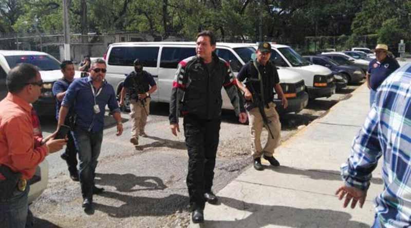Detienen a otro ex gobernador de Tamaulipas