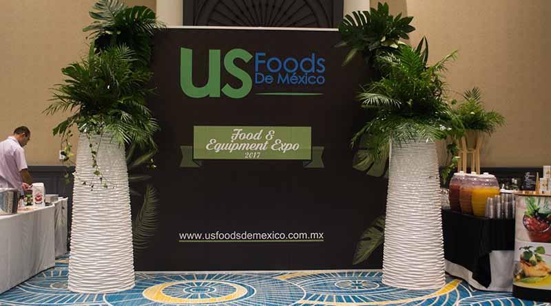 US Foods de México celebra su Expo Anual de alimentos en Los Cabos