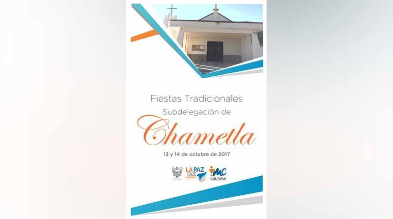 Invitan a las fiestas tradicionales de Chametla 2017