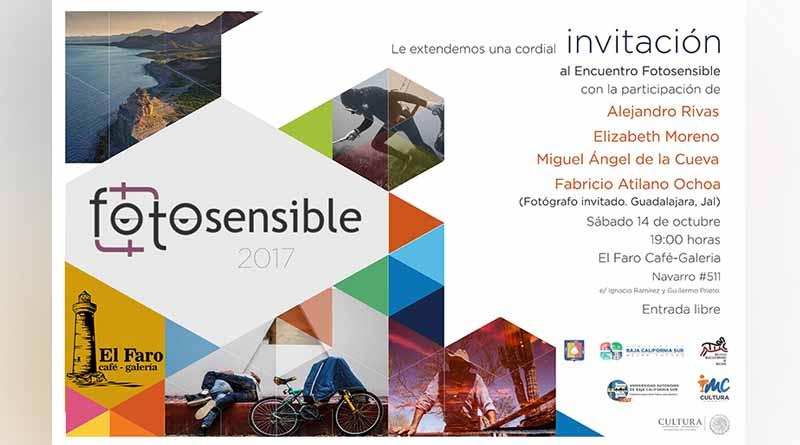 Invitan al Encuentro Fotosensible 2017