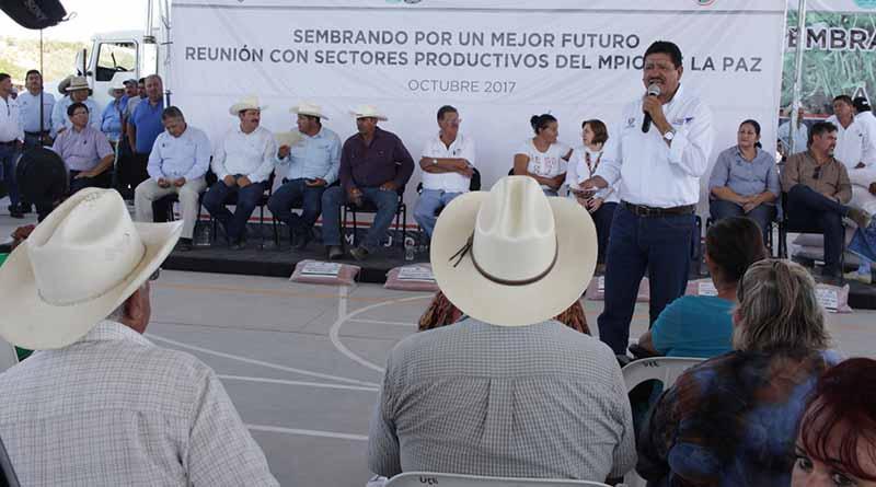 Alcalde Francisco Pelayo Inicia Gira de Trabajo por los 5 Ejidos Ley federal de Aguas