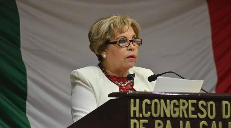 Propone Diputada Guadalupe Rojas tipificar el Feminicidio en Baja California Sur