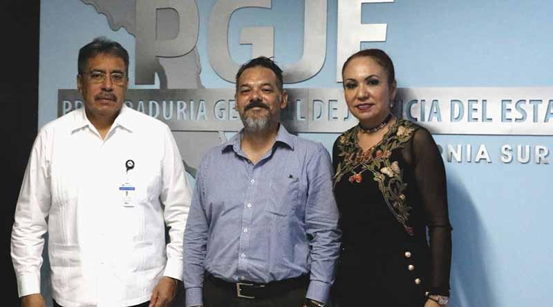 Rubén Cardoza Moyrón es a partir de este jueves nuevo Contralor de la PGJE