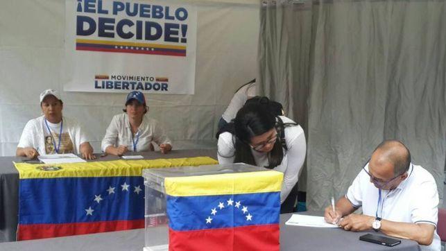 Venezolanos van a las urnas este domingo en medio de profunda crisis