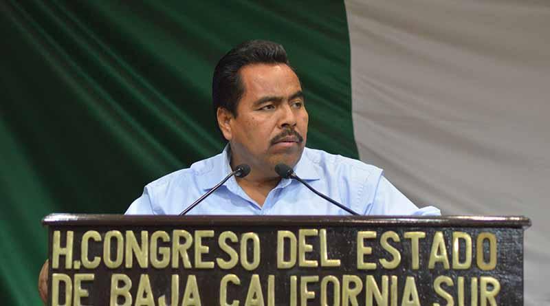 Pide cautela el Diputado Alfredo Zamora García ante una eventual eliminación de los recursos públicos a partidos políticos