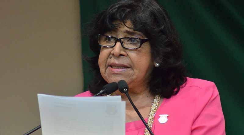 Llama Diptuada Araceli Niño López ha hacer conciencia sobre el  problema de la discapacidad