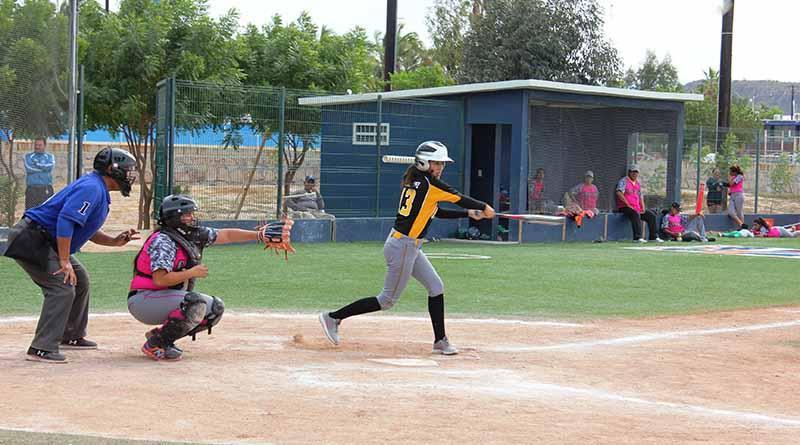 Concluirá el selectivo municipal de softbol