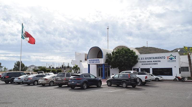 Guardias permanentes en la delegación de Cabo San Lucas