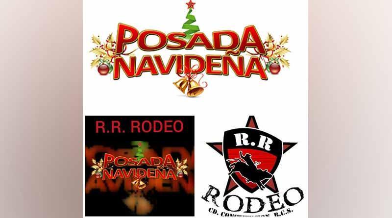 RR Rodeo Ofrece Posada Navideña a Los Comundeños, Con Todo su Espectáculo