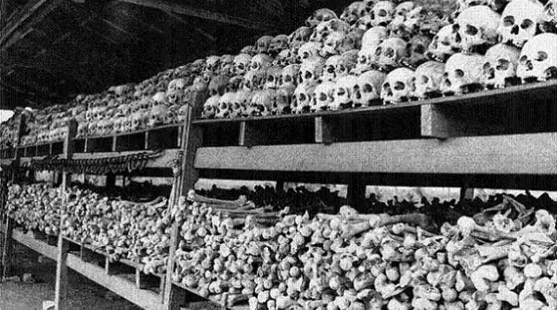 Jemeres Rojos sembraron la muerte con millones de minas antipersonales