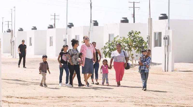 Las oportunidades de desarrollo en baja california sur son para todas y todos; SEDESO