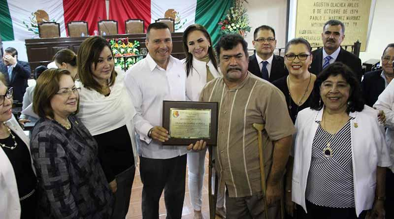 Total apoyo e impulso a las personas con discapacidad; José Luis Perpuli