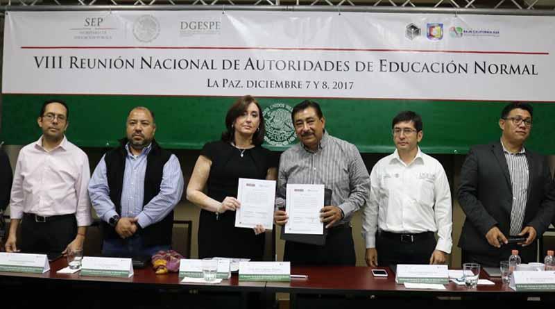 SEP firma convenio de movilidad con la Universidad de Murcia España