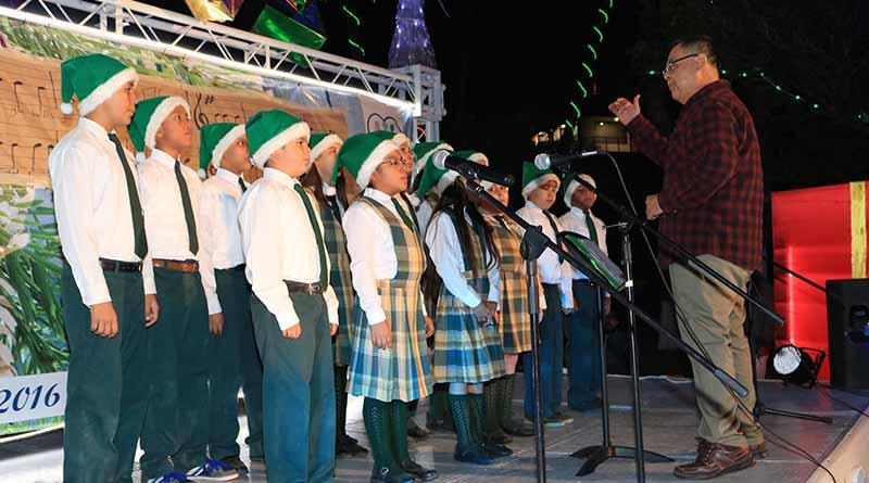 Participarán en villas del ISIFE más de mil 500 alumnos y padres de familia en festival de coros navideños: SEP