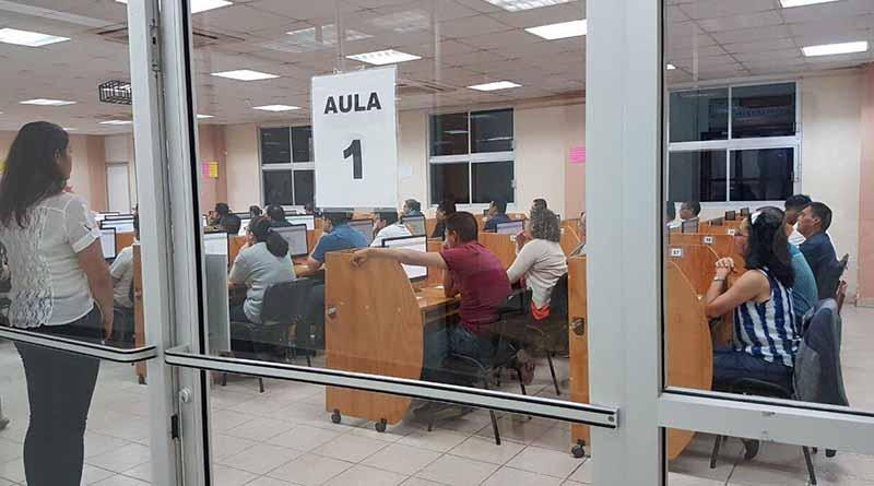 Participan en examen al desempeño el 98 por ciento de docentes de secundaria: SEP