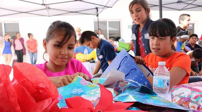 SEP y CIBNOR ofrecen viaje de estudios y posada navideña a los alumnos del albergue de San José de la Noria