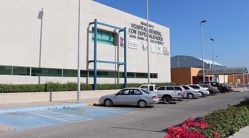 SSA acreditó tres hospitales estatales ante el Seguro Popular