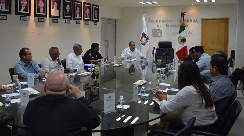 Reafirma SSPE trabajo coordinado con la sociedad en favor de la seguridad en BCS