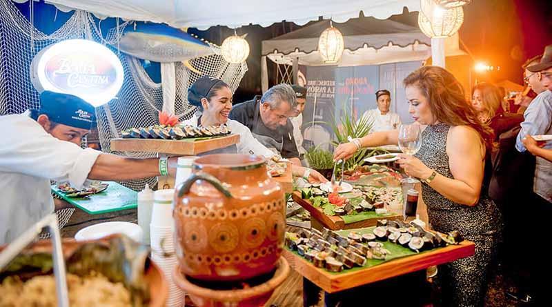 Rotundo éxito el festival gastronómico sabor a Cabo