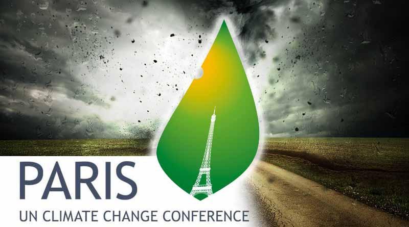 Cumbre de París relanzará lucha contra cambio climático