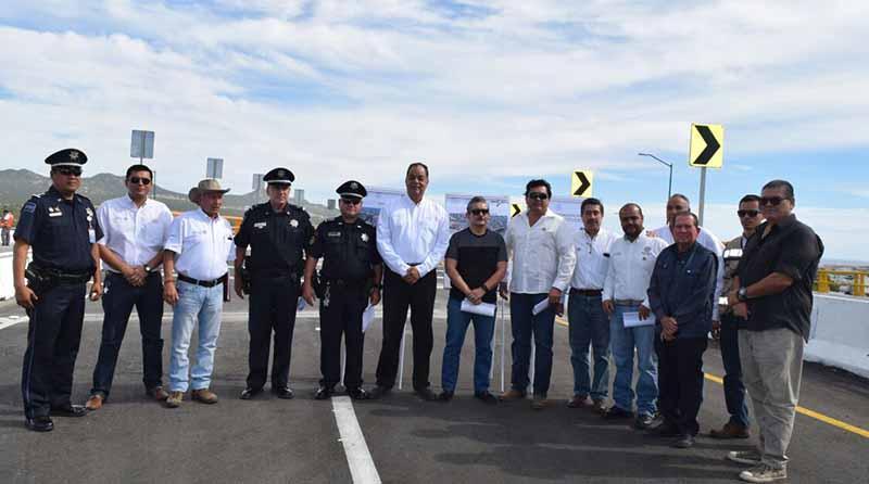 Distribuidor Leona Vicario-Constituyentes da continuidad vial y seguridad: Planeación Urbana