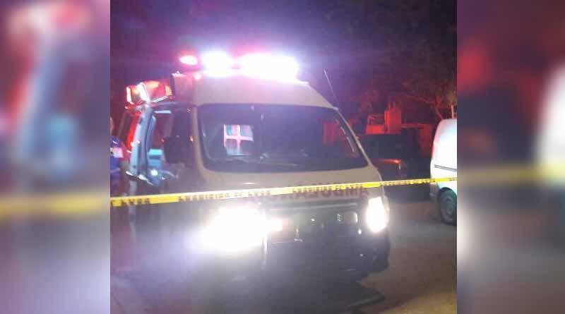 Persona sin vida por disparo de arma de fuego en colonia Lázaro Cárdenas