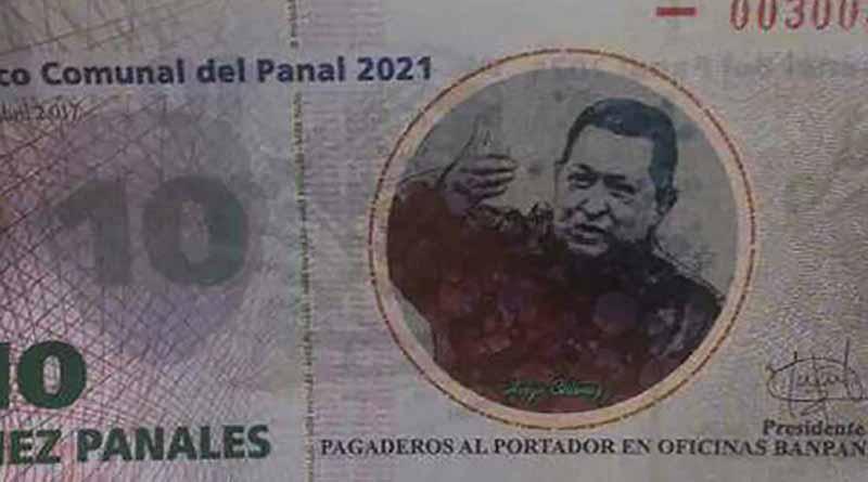 """Venezuela tiene otra moneda paralela """"el Panal"""""""