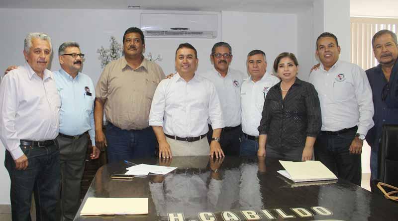 Gobierno Municipal Les Cumple a Los Trabajadores, Pagando Adeudos Históricos: FPC