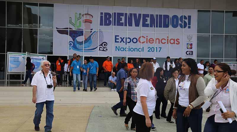 Con la Expociencias Nacional 2017 se fortalece el turismo de reuniones en La Paz