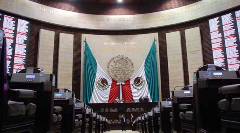 Diputados avalan Ley de Seguridad Interior
