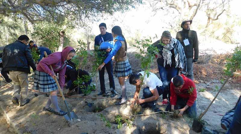 Inician actividades en zona rural por el día mundial de la educación ambiental 2018