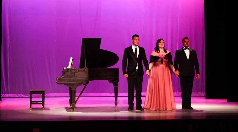 Con gran éxito se llevó a Cabo el primer Concierto  del Festival Alfonso Ortíz Tirado; ISC