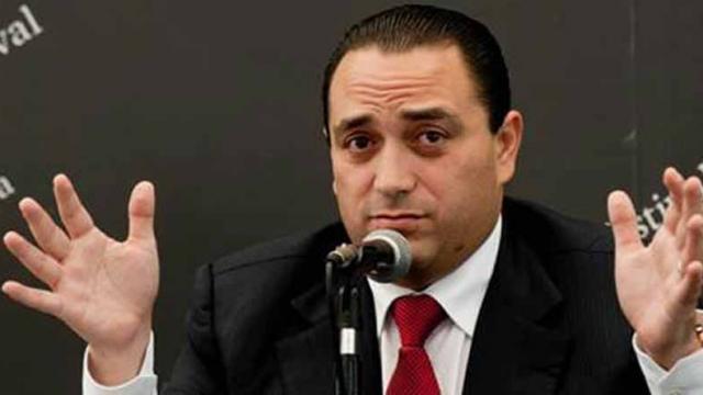Roberto Borge llega a la Ciudad de México para enfrentar a la justicia