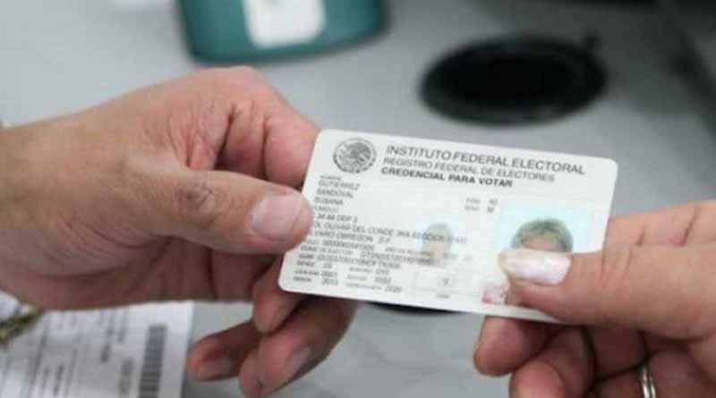 Hoy, último día para tramitar credencial para votar
