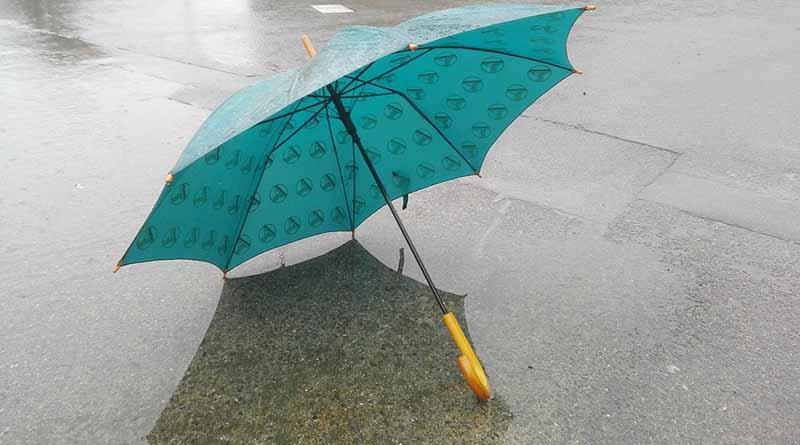 A partir hoy se prevé temporal lluvioso en la mayor parte del país