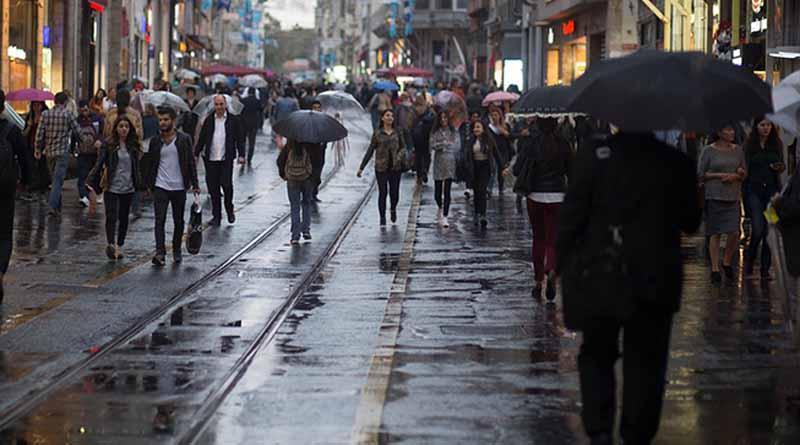 Aumenta potencial de lluvias en gran parte del país