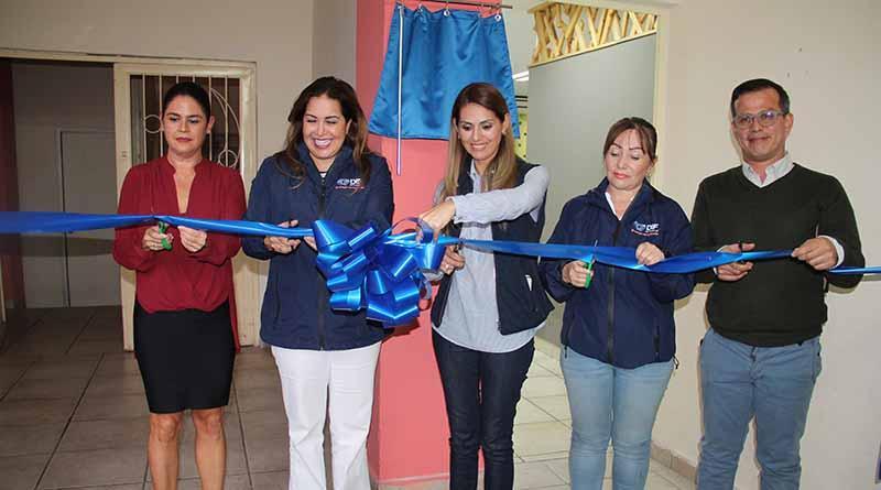Inauguran salón de juegos en casa cuna del estado