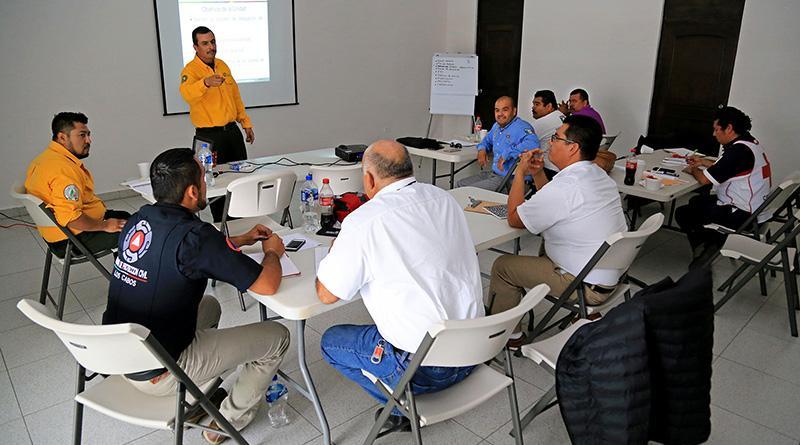 Capacitados los sistemas de Protección Civil y Cuerpos de Socorro, en Los Cabos