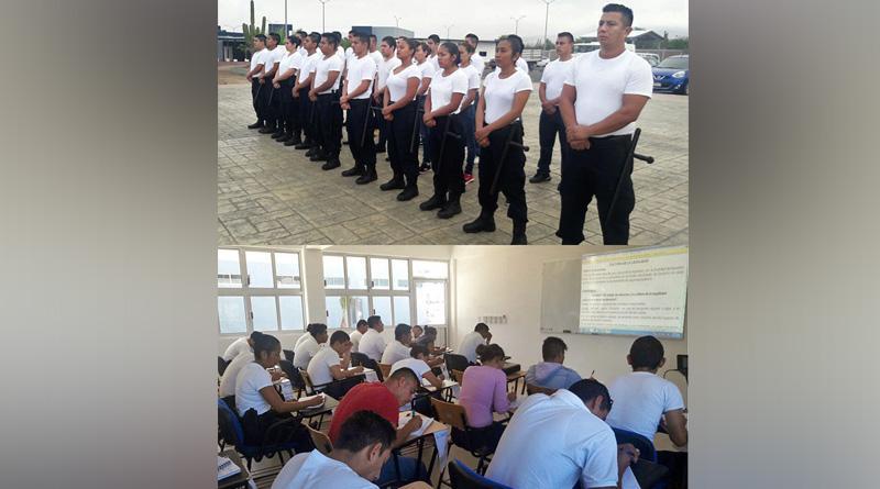 Comienza la formación del 1° grupo de nuevos Cadetes