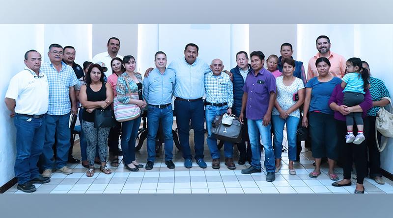 Registra acercamiento con vecinos, delegación de CSL: RZC