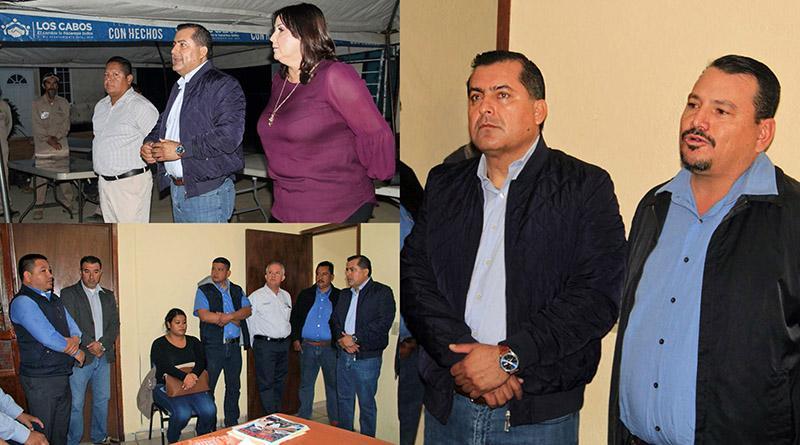 Nombran a encargados de despacho de la delegación de Santiago y Servicios Públicos
