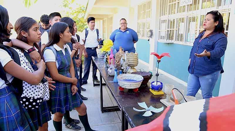 ZOFEMAT lleva talleres a Instituciones Educativas de Los Cabos