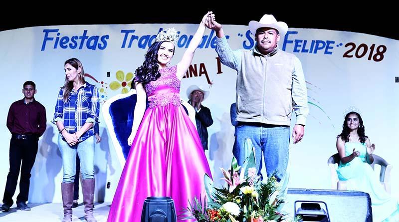 Familias de San Felipe celebran con alegría sus Fiestas Tradicionales