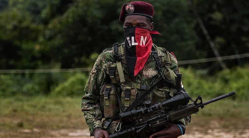Rebeldes del ELN controlan repartición de comida venezolana