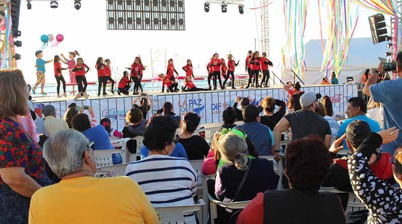 Escenario Infantil en Carnaval 2018