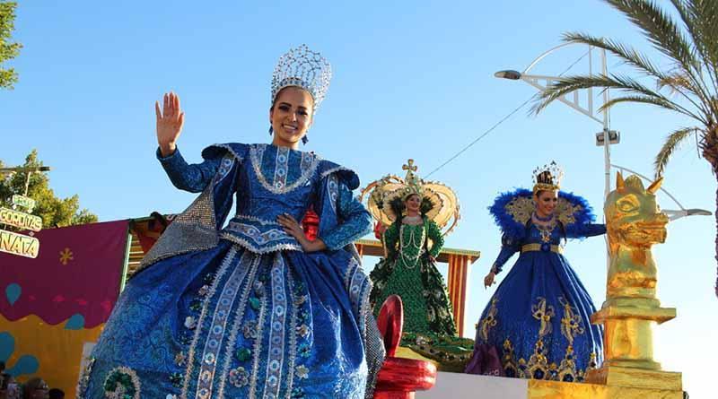 Todo listo para el Carnaval 2018