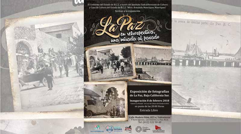 """Realizara ISC la exposición  """"La Paz en Retrospectiva, Una Mirada Al Pasado"""""""
