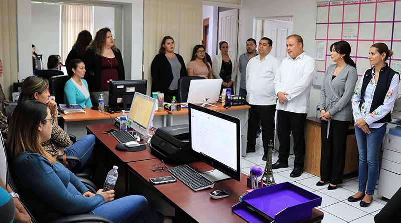 Nombran a Ileana Hernández Unzón en cargada de despacho del ISMUJERES
