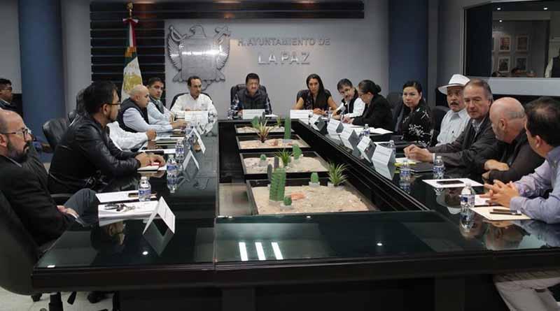 Suma de esfuerzos, factor para la implementación eficiente del Poel La Paz